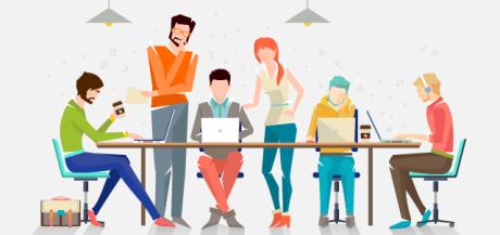 la generación Y en el trabajo